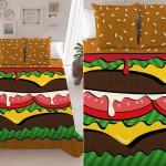 Juego de cama apetitoso