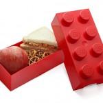 Caja para el bocadillo de lego